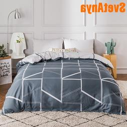 100% Cotton <font><b>Duvet</b></font> <font><b>cover</b></fo