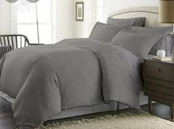 Bed Alter 1000 Thread Count 3 Piece Duvet Cover Set With Zip