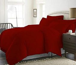 Bed Alter 1000 Thread Count Duvet Cover Set 3 Piece Zipper &