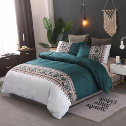 2018 Minimalist <font><b>Bed</b></font> Duvet Cover Set Luxu