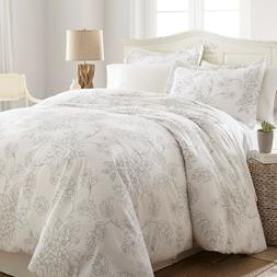 3 Piece Patterned Duvet Cover Sets - 8 Beautiful Designs - 1