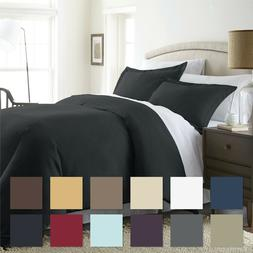 3 Piece Premium Duvet Cover Set - Premium Ultra Soft - by Th