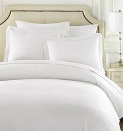3pc Duvet Cover SET 1500 Thread Count , Ultra Silky Soft Top