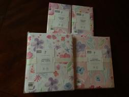 7pc POTTERY BARN KIDS Delilah Floral Full Queen Duvet Standa
