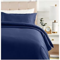 amazonbasics 400 thread count cotton duvet cover