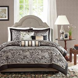 Madison Park Aubrey 6 Piece Duvet Cover Set