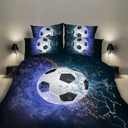 Basketball Quilt Cover Duvet Cover Set Twin/Queen/King Size