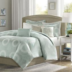 Madison Park Baxter 6 Piece Duvet Cover Set