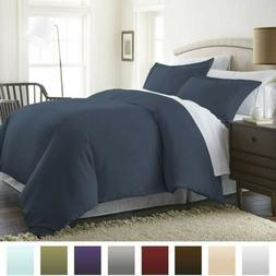 Beckham Hotel Collection Luxury Soft Brushed blue full/queen