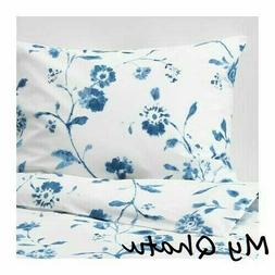 IKEA Blagran Full/Queen Duvet Cover and 2 Pillowcases White