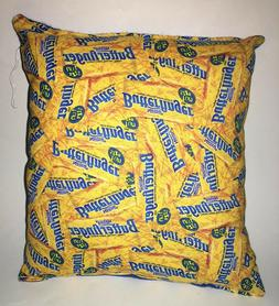 Butterfinger Pillow Nestle Butterfingers Candy Pillow HANDMA