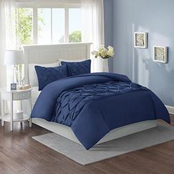 Comfort Spaces Full/Queen Duvet Cover - Cavoy - Navy Fashion
