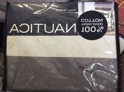 Nautica Chatfield Duvet Cover & Sham Set, Size Full/Queen -