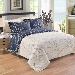 Cozy Bedding Set Well-made Polyester <font><b>Reversible</b>