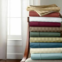 Deep Pkt 3 PC or 5 PC Duvet Set+Fitted Sheet 1000TC Egyptian