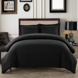 ultra soft duvet cover set for comforter