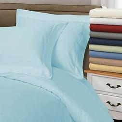 Superior Egyptian Cotton 1000 Thread Count Solid Duvet Cover
