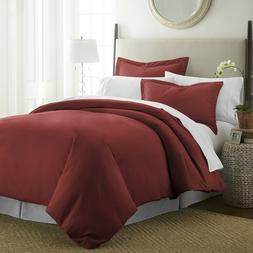 Elegant Super Soft Duvet Cover Set - Spring & Summer Shades