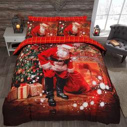 Father Christmas Santa Presents <font><b>Reversible</b></fon