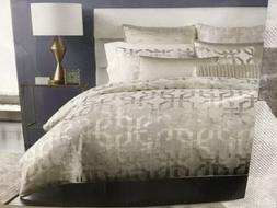 Hotel Collection Fresco Woven Jacquard Queen Duvet Comforter