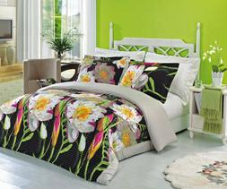 Full/Queen 3PC Super Soft Athens 100% Combed Cotton Reversib