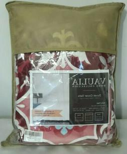 Vaulia Full/Queen Polyester Microfiber DUVET COVER SET ~ Bur