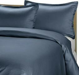 Brielle Home 100% Modal Sateen 300 Thread Count Duvet Cover