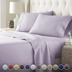 Hotel Luxury Bed Sheets Set Today! On Amazon Softest Bedding
