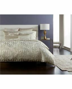 Hotel Collection King Duvet Cover Fresco Gold L92137
