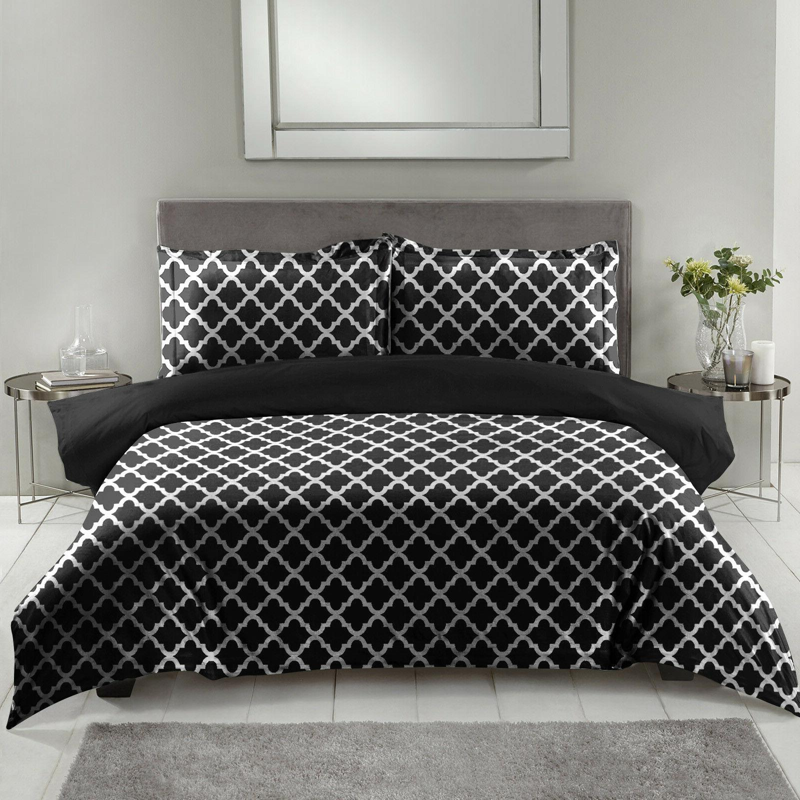 Set 3 Piece Microfiber Bedding Pillow