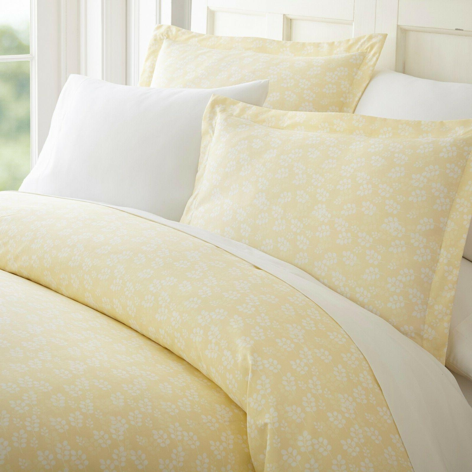 3 Piece Duvet Cover by Collection -8 Beautiful Designs!