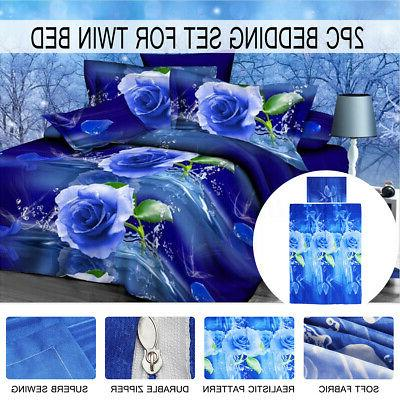 3D Print Duvet Bedding Set Comforters Quilt Cover Sheet