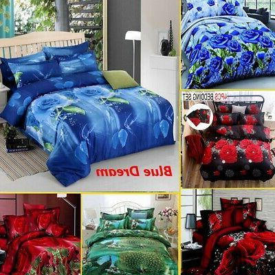 3d print duvet cover bedding set comforters