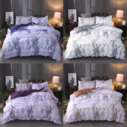 3Pcs Printed Cover Comforter Bedding