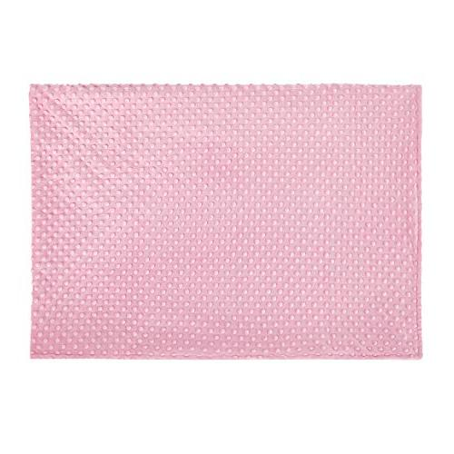 RelaxBlanket Duvet Cover for Weighted Premium Soft Dot Pink