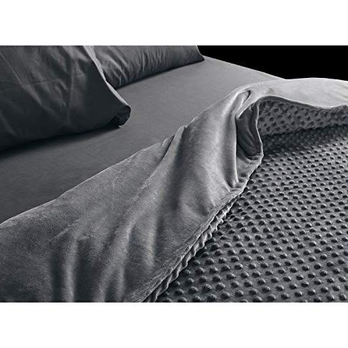 RelaxBlanket 60''x80'' for Weighted | Premium Dot