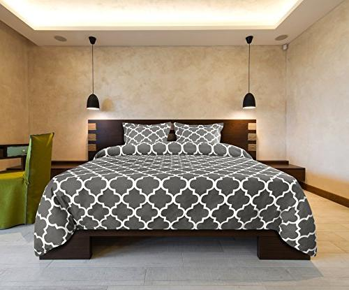 Utopia Cover Set Quality Luxurious Brushed Microfiber Durable - Wrinkle, and Stain - Machine Washable