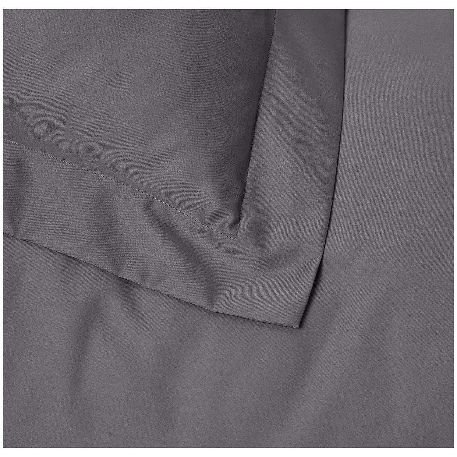 AmazonBasics Cotton Duvet with Sateen