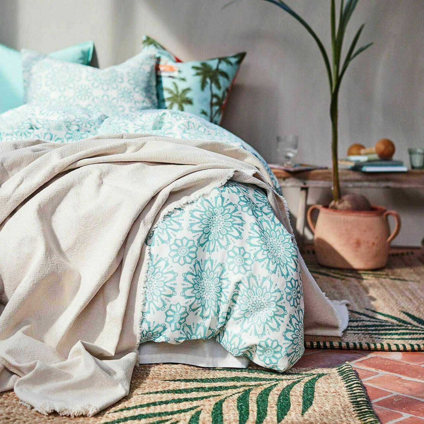 Ikea cover turquoise - NEW