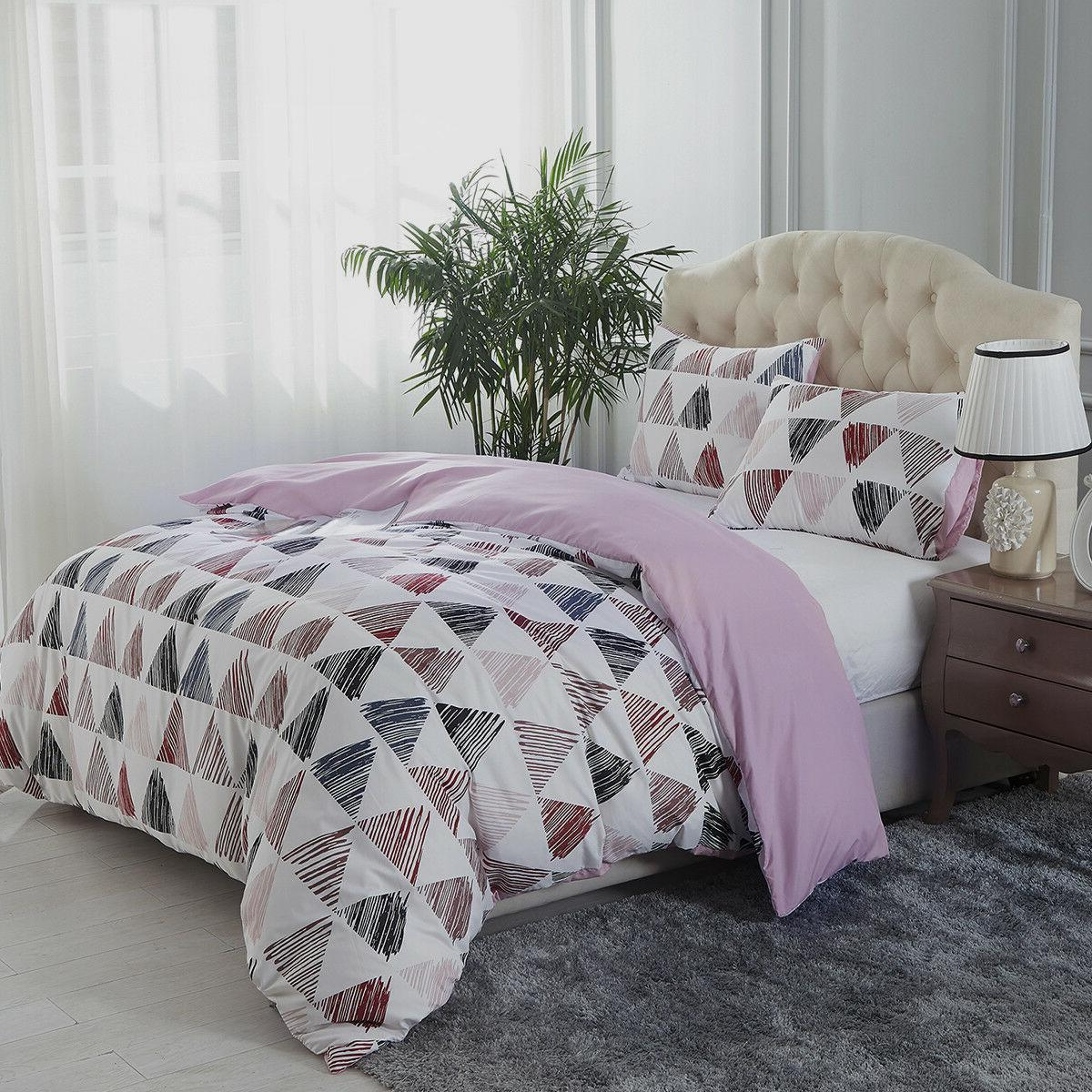 3 Piece Cover Cover Bedding