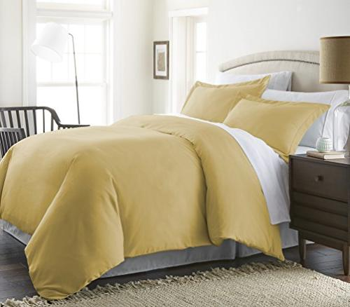 collection luxury double brushed duvet