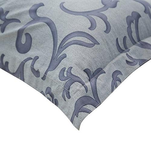 Colourful Well Designed Floral Pattern Duvet Antique Paisley Ultra Easy
