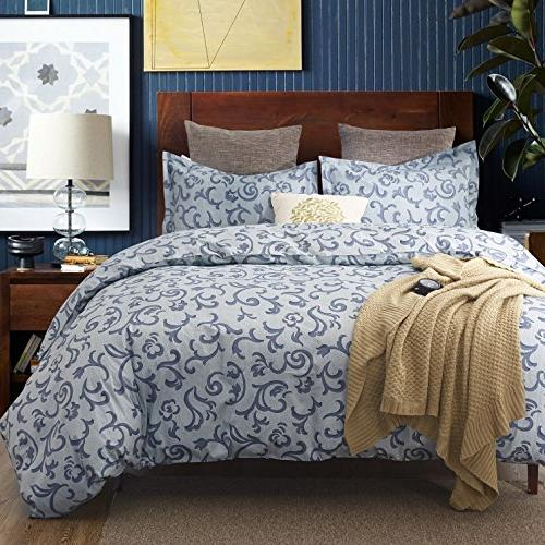 cotton well designed classical floral