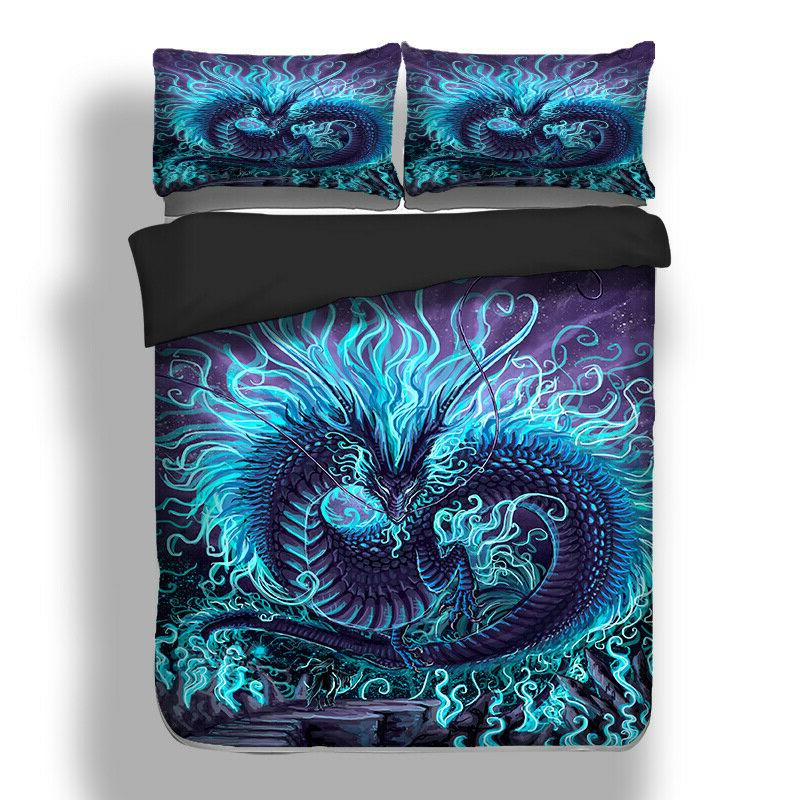 Cover Set Twin/Queen/King Bedding Set