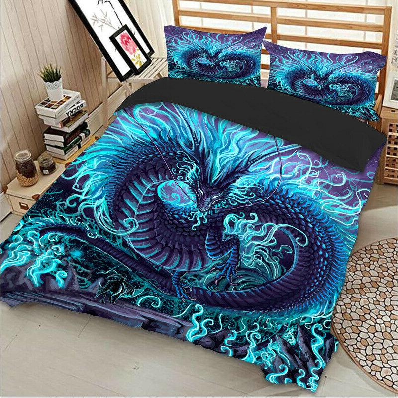 HD Dragon Cover Bedding