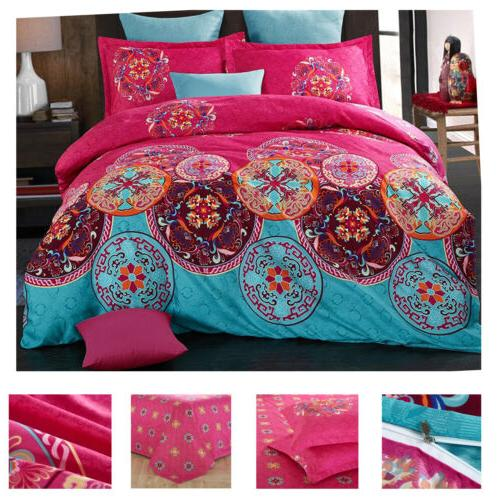duvet cover and shams 1800 count 3