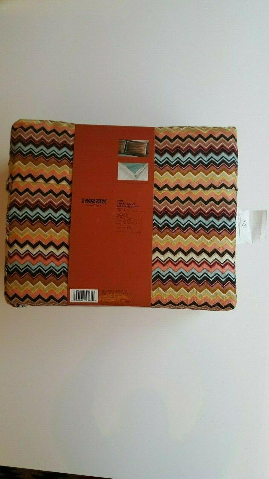 Missoni Cover and King