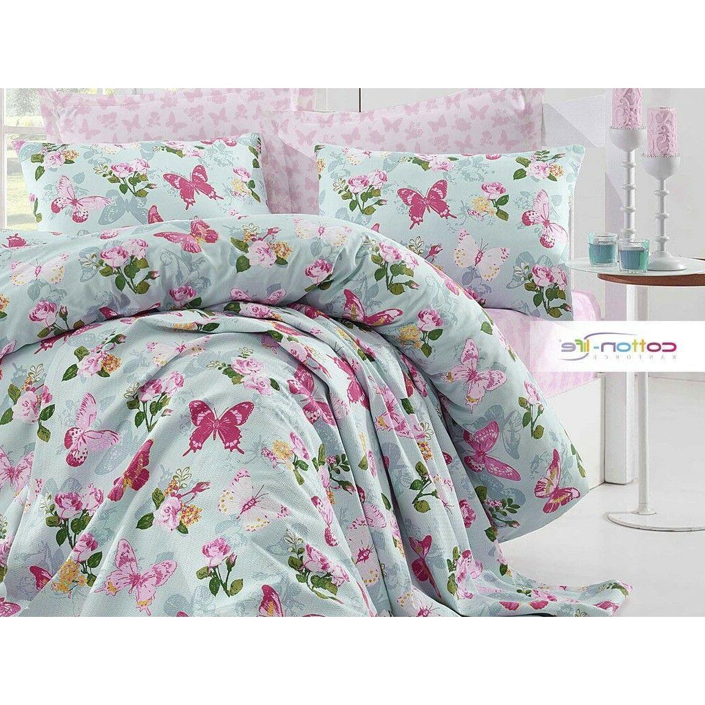 duvet bedding quilt double cotton blend polyester gift lilly