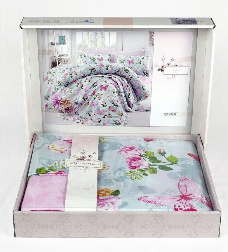 duvet cover quilt double blend lilly