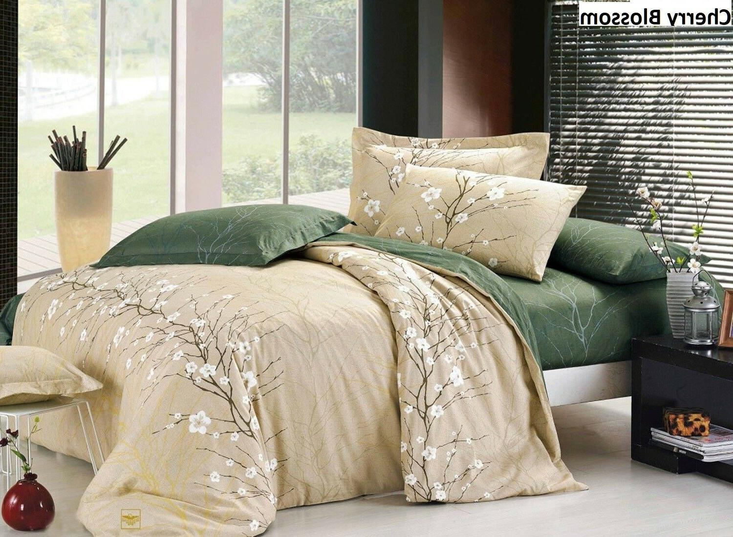 duvet set: cotton: queen or
